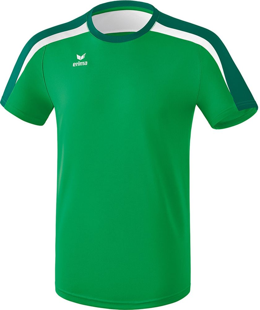 Erima Liga Line 2.0 T-Shirt Function - smaragd/evergreen/white - T-Shirts-Tanks-Kinder
