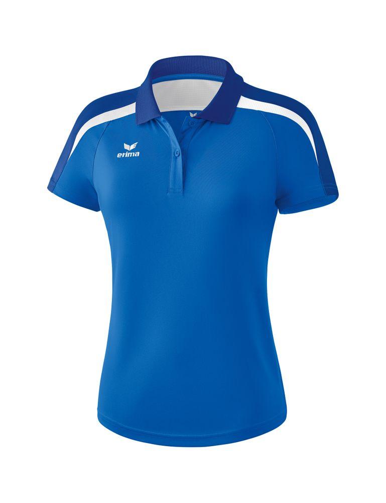 Erima Liga Line 2.0 Poloshirt Function - new royal/true blue/white - Polos-Damen
