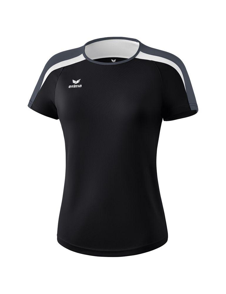 Erima Liga Line 2.0 T-Shirt Function - black/white/dark grey - T-Shirts-Tanks-Damen