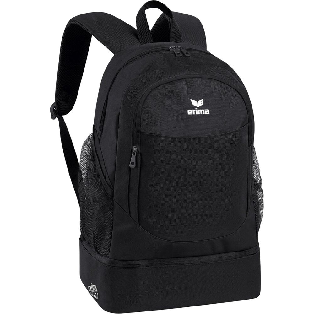 Erima Club 1900 2.0 Backpack - black/black - Rucksäcke-Unisex