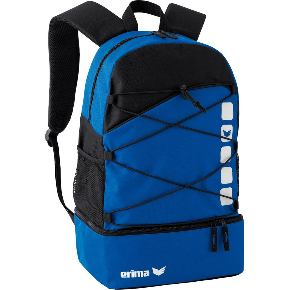 Erima Club 5 Multi-Functional Back Pack - new royal/black - Rucksäcke-Unisex