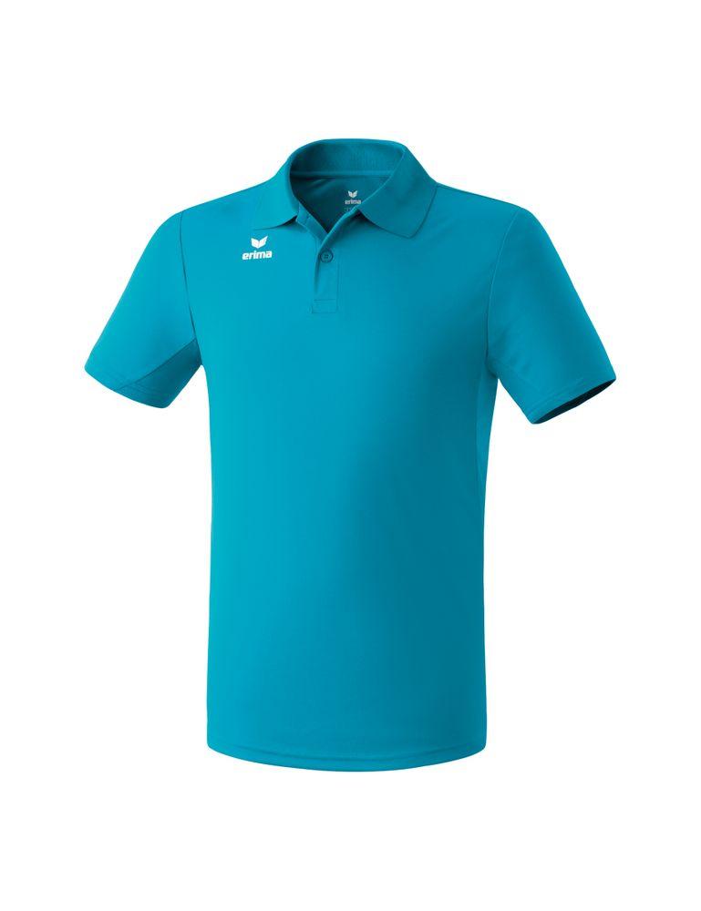 Erima Functional Polo Shirt - petrol - Polos-Herren