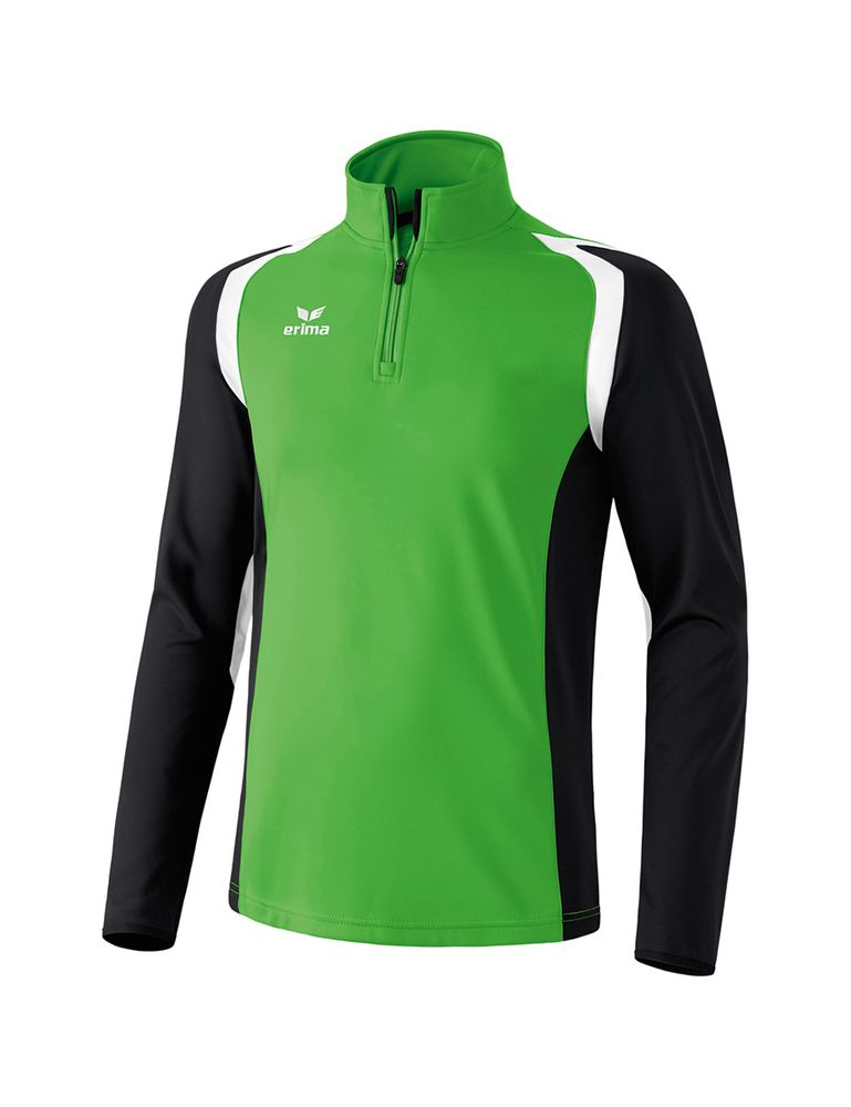 Erima Razor 2.0 Training Top - green/black/white - Sweatshirts-Kinder