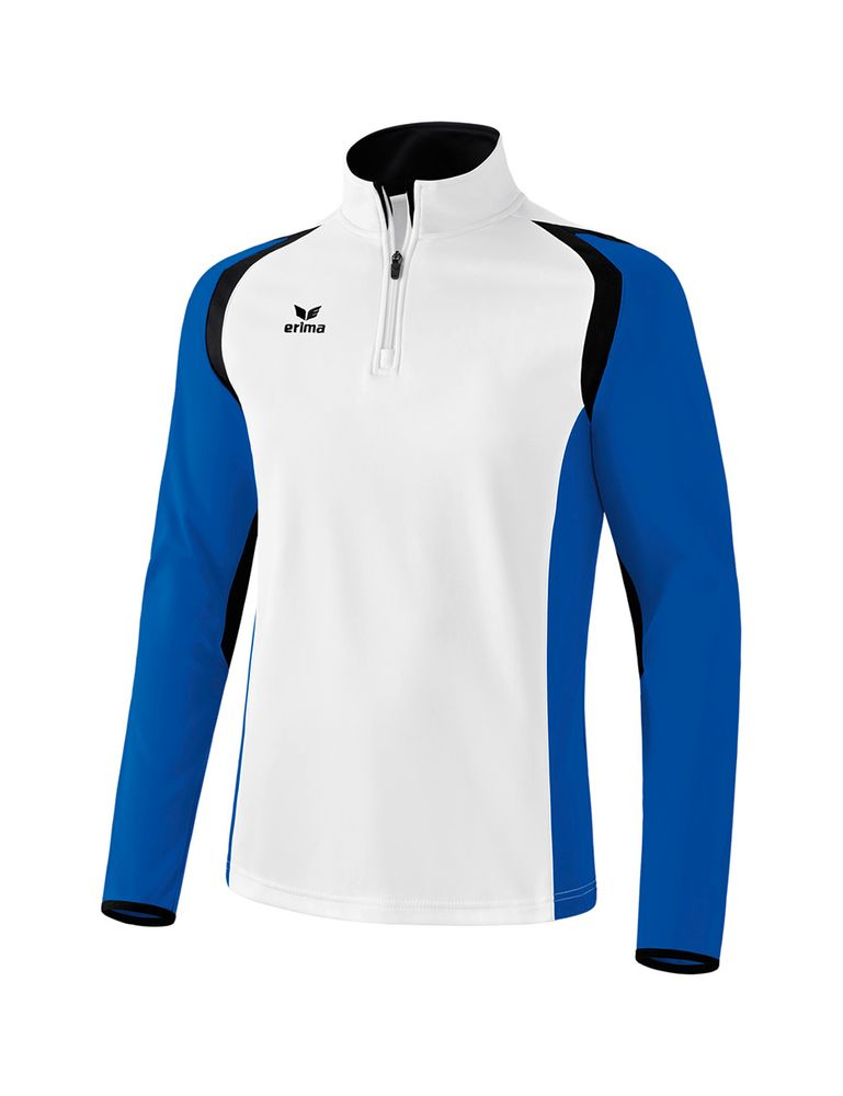 Erima Razor 2.0 Training Top - white/new royal/black - Sweatshirts-Kinder
