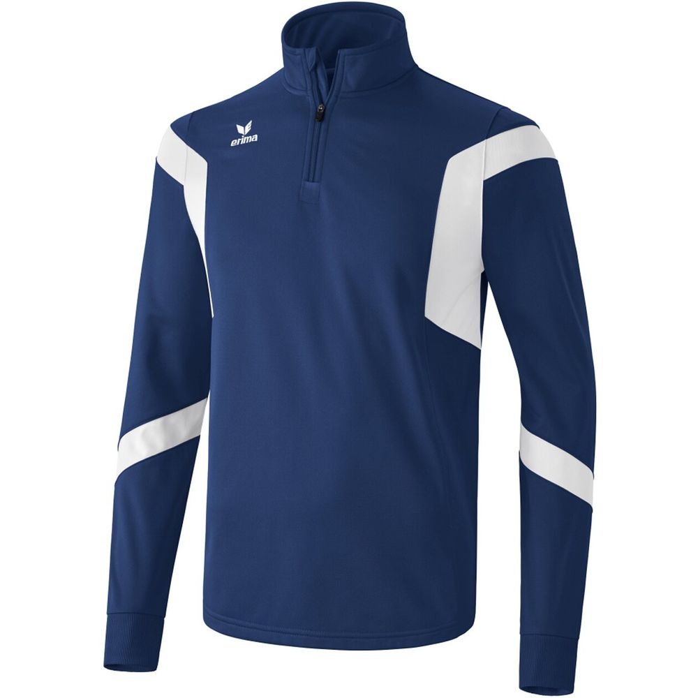 Erima Classic Team Training Top - new navy/white - Sweatshirts-Kinder