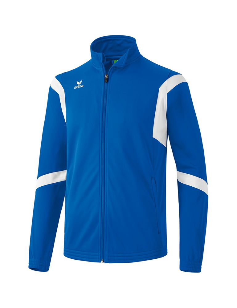 Erima Classic Team Training Jacket - new royal/white - Kapuzensweats-Herren