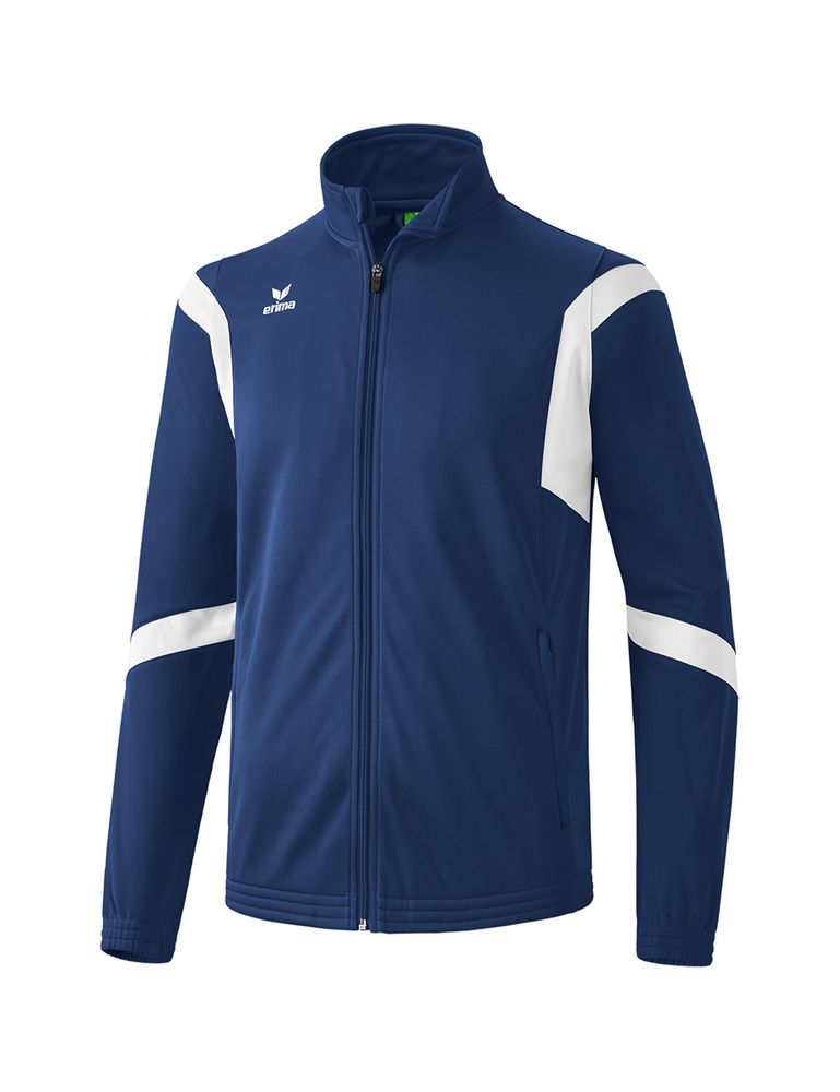 Erima Classic Team Training Jacket - new navy/white - Kapuzensweats-Kinder