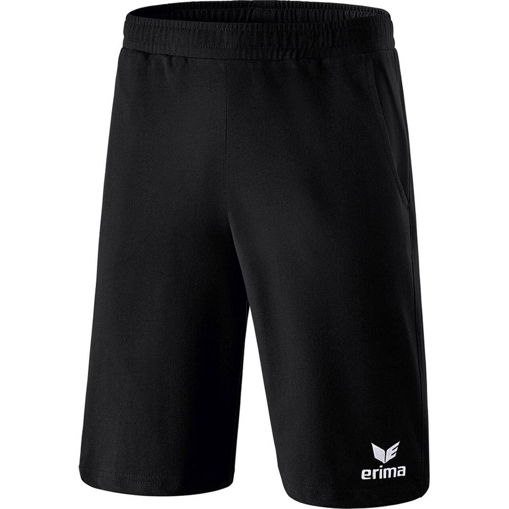 Erima Graffic 5-C Sweatshorts - black - Shorts-Herren