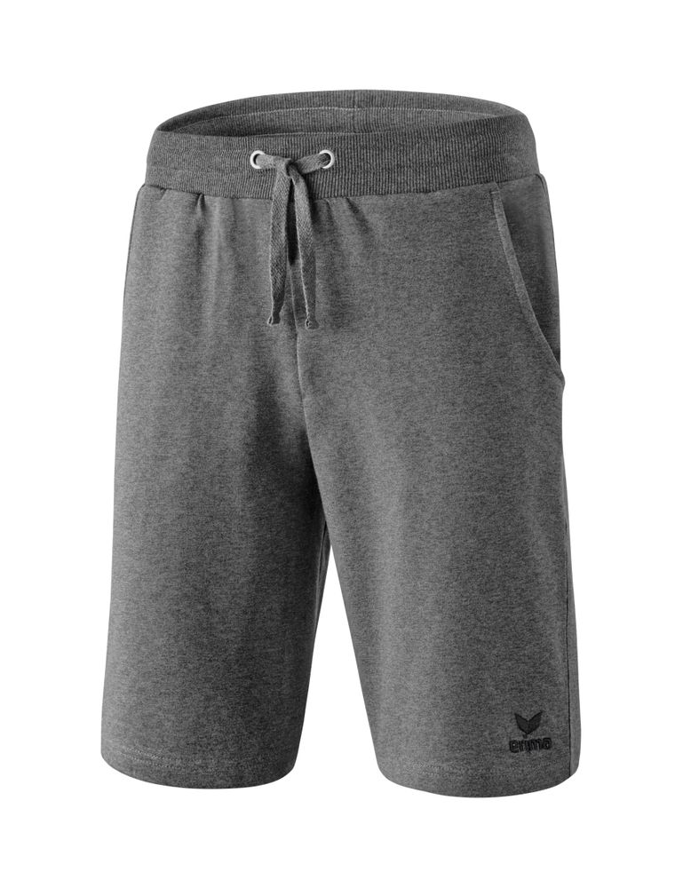 Erima Graffic 5-C Sweatshorts - grey-melange - Shorts-Herren