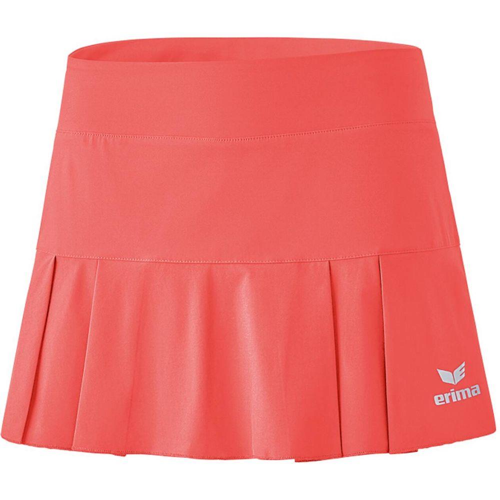 Erima Masters Skirt - hot coral - Hosenröcke-Damen