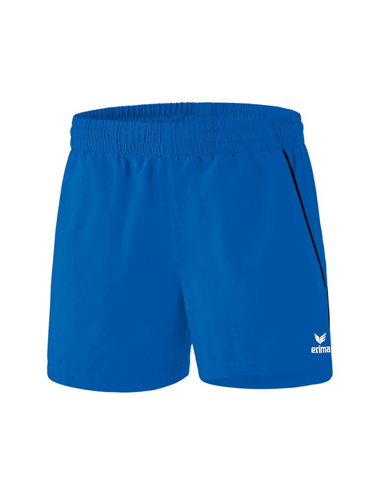 Erima Ping-Pong Shorts - new royal/black - Shorts-Damen