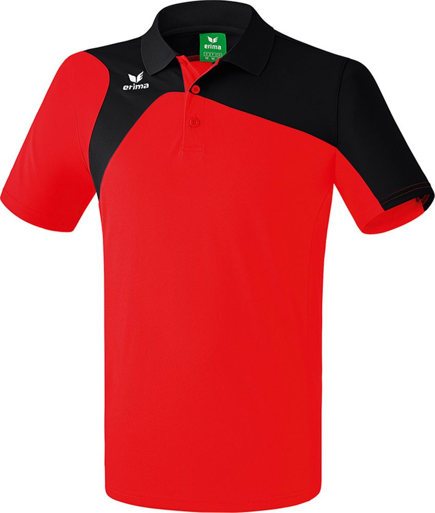 Erima Club 1900 2.0 Polo Shirt - red/black - Polos-Kinder
