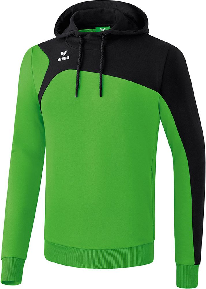 Erima Club 1900 2.0  Hoodie - green/black - Kapuzensweats-Herren