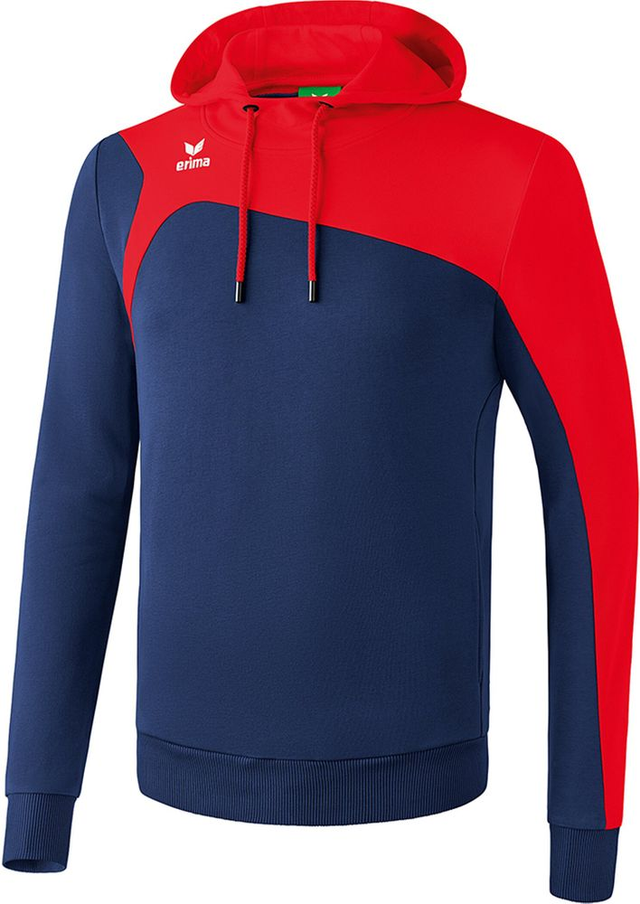 Erima Club 1900 2.0  Hoodie - new navy/red - Kapuzensweats-Herren