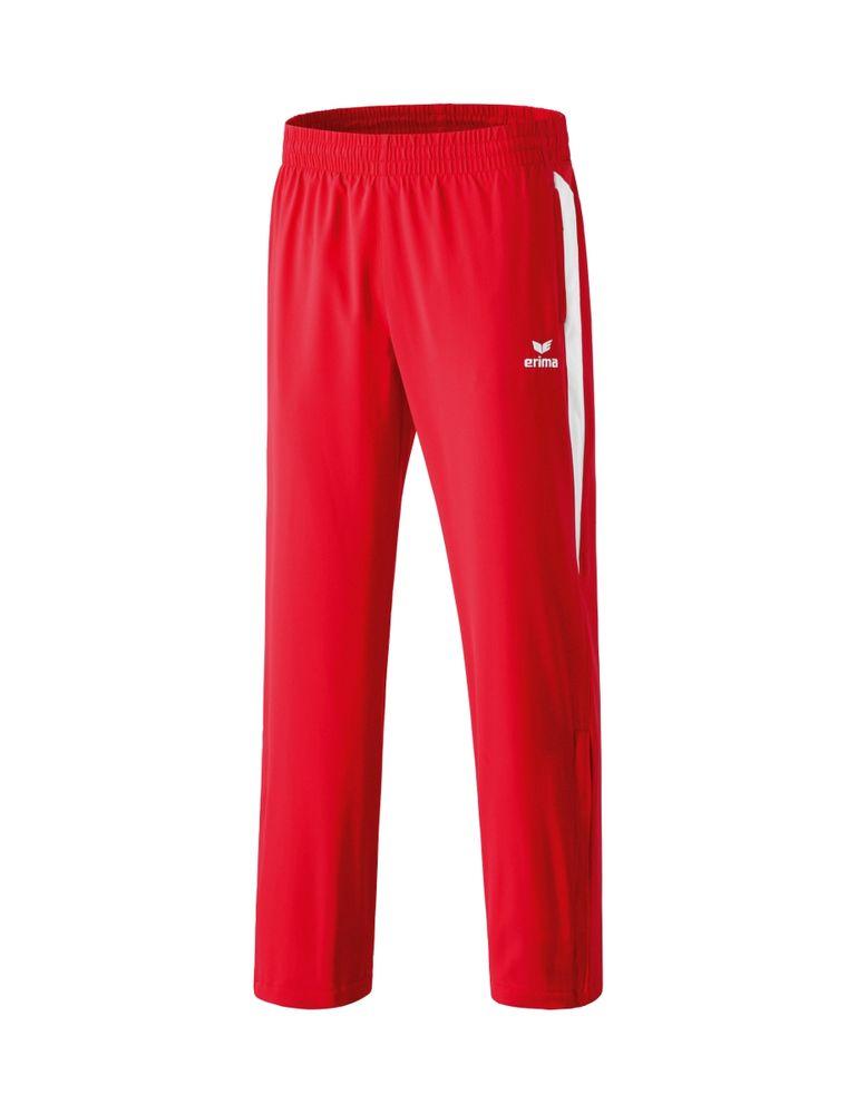 Erima Premium One Presentation Pants - red/white - Sporthosen lang-Herren