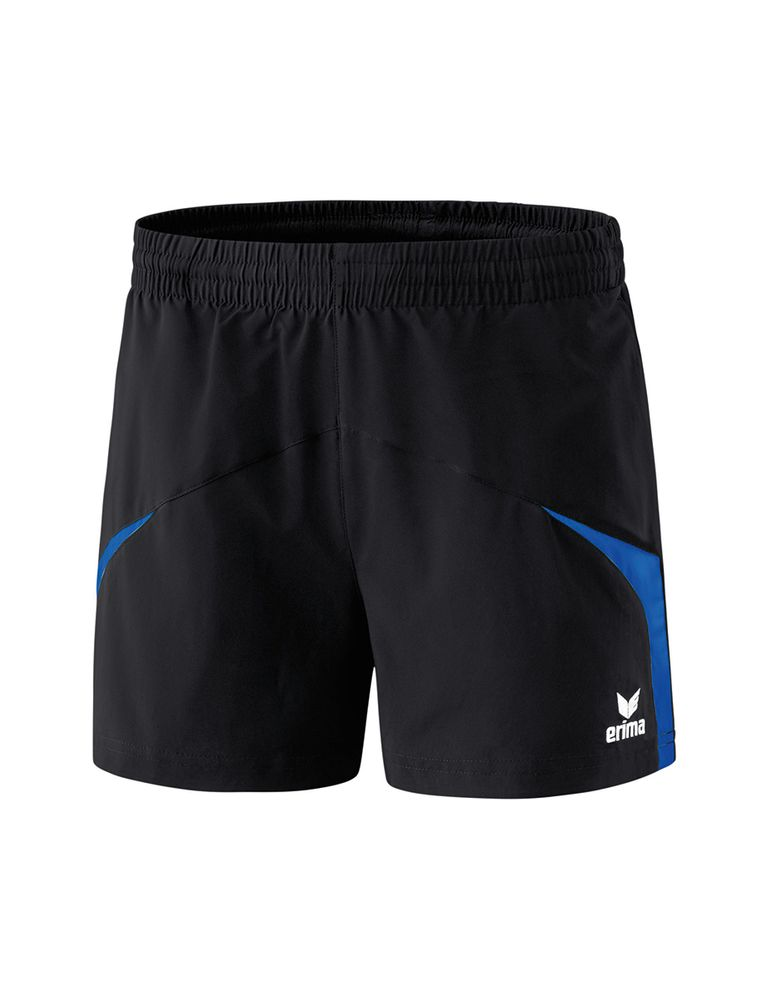 Erima Razor 2.0 Shorts - black/new royal - Shorts-Damen