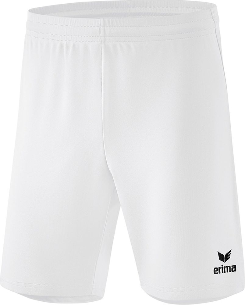 Erima Rio 2.0 Soccer Short Without Slip - white - Shorts-Kinder