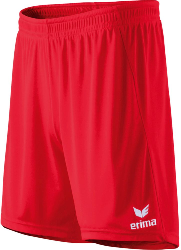 Erima Rio 2.0 Soccer Short With Slip - red - Shorts-Kinder