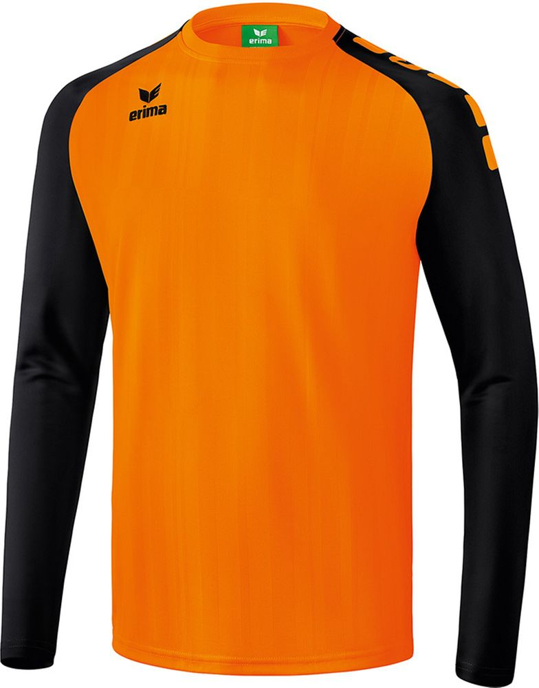 Erima Tanaro 2.0 Jersey Long Sleeve - orange/black - Torwarttrikots-Herren