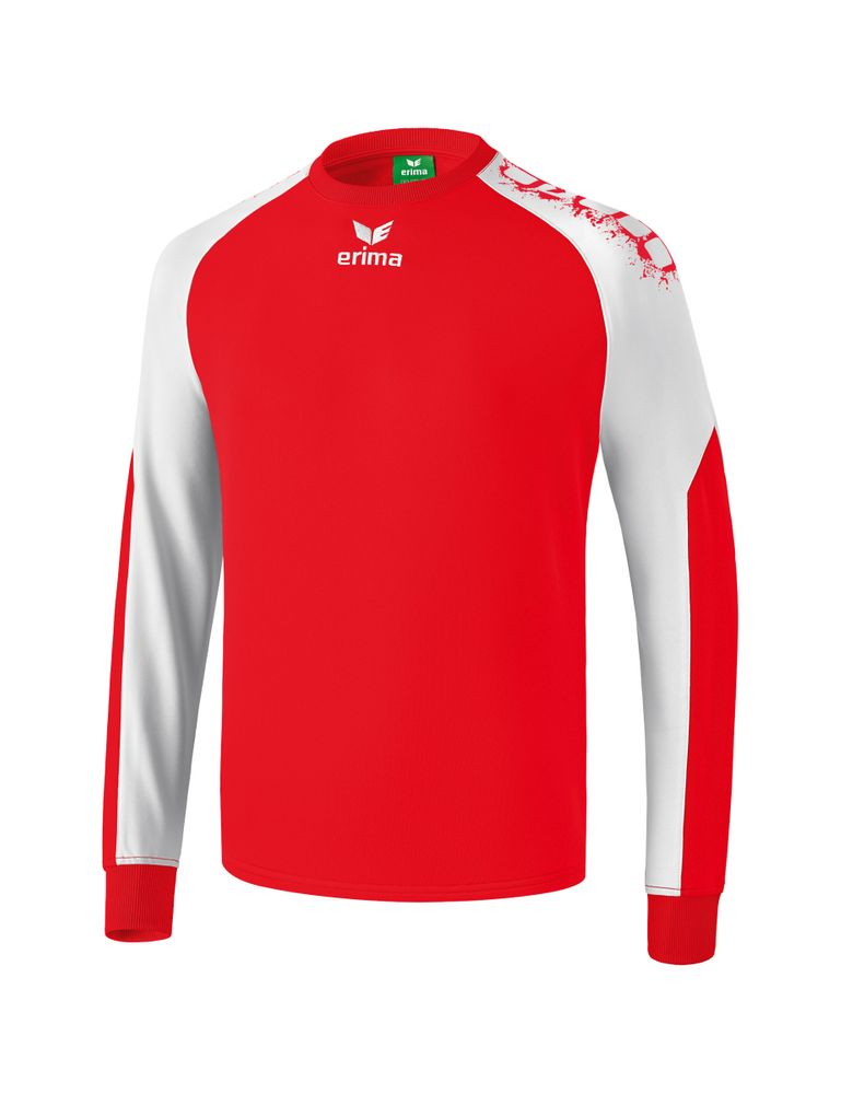 Erima Graffic 5-C Sweatshirt - red/white - Torwarttrikots-Herren