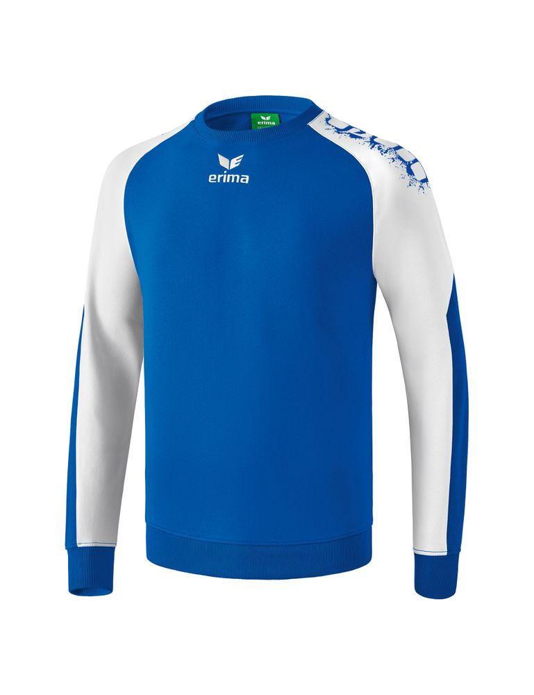 Erima Graffic 5-C Sweatshirt - new royal/white - Torwarttrikots-Herren