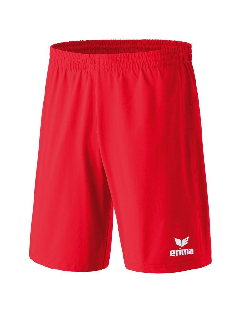 Erima Performance Shorts With Inner Slip - red - Shorts-Herren