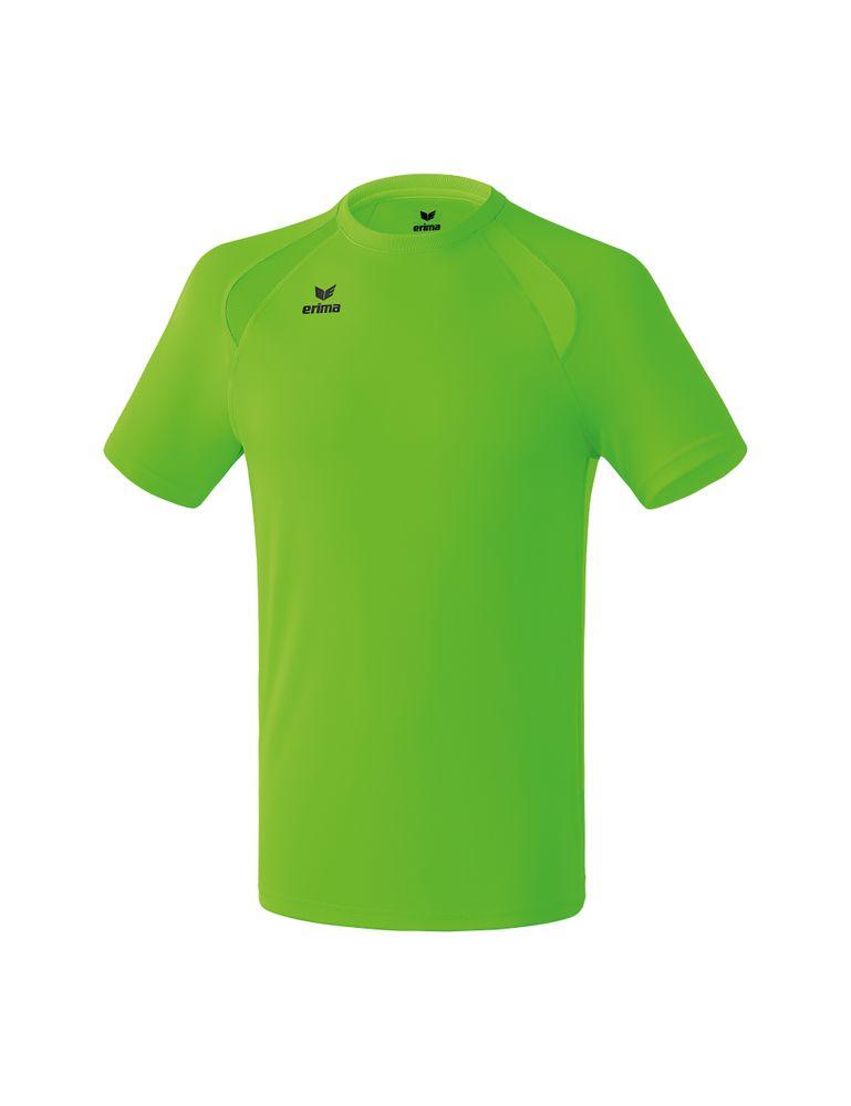 Erima Performance T-Shirt - green gecko - T-Shirts-Tanks-Kinder