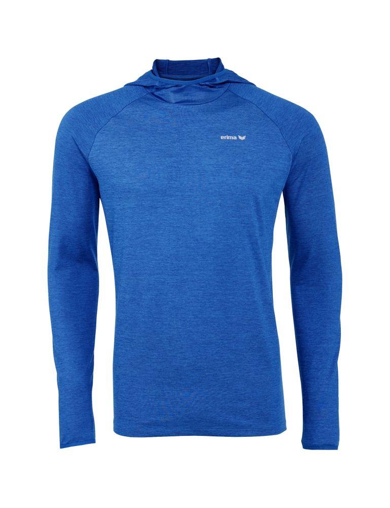 Erima Green Running Longsleeve - king blue - Sweatshirts-Herren