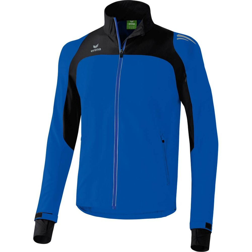 Erima Race Line Running Jacket - new royal/black - Funktionsjacken-Herren