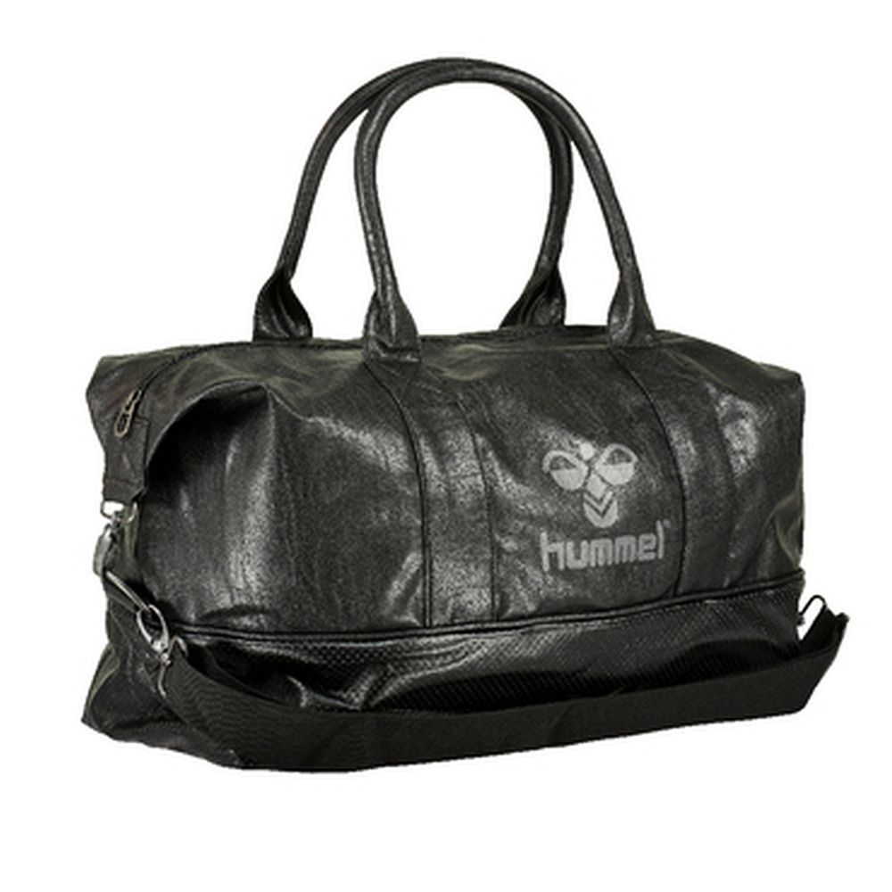 Hummel Jet Medium Weekend Bag - black