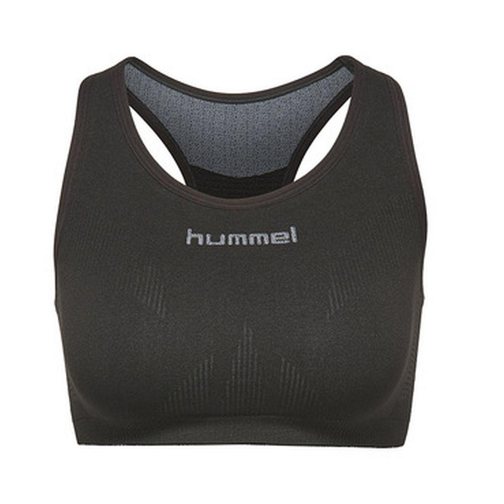 Hummel First Comfort Wo Bra - black