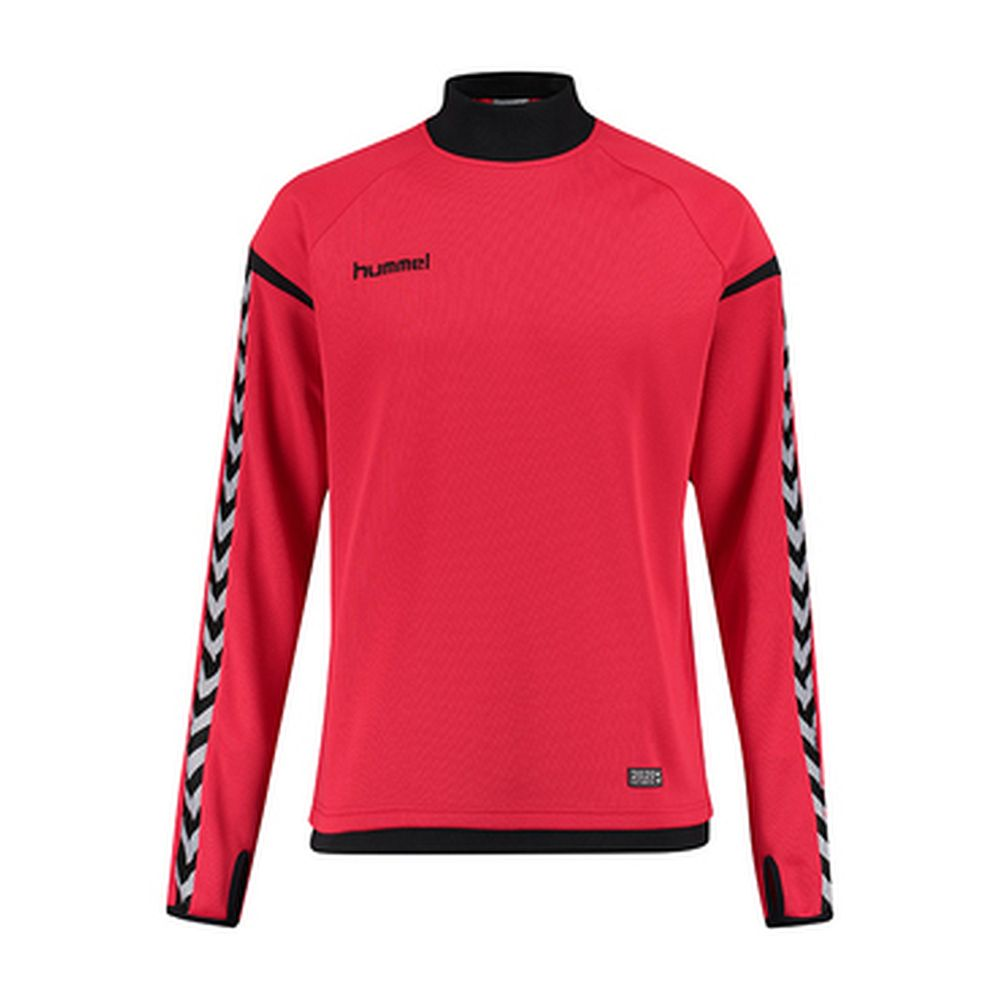 Hummel Auth. Charge Turtle Neck - true red