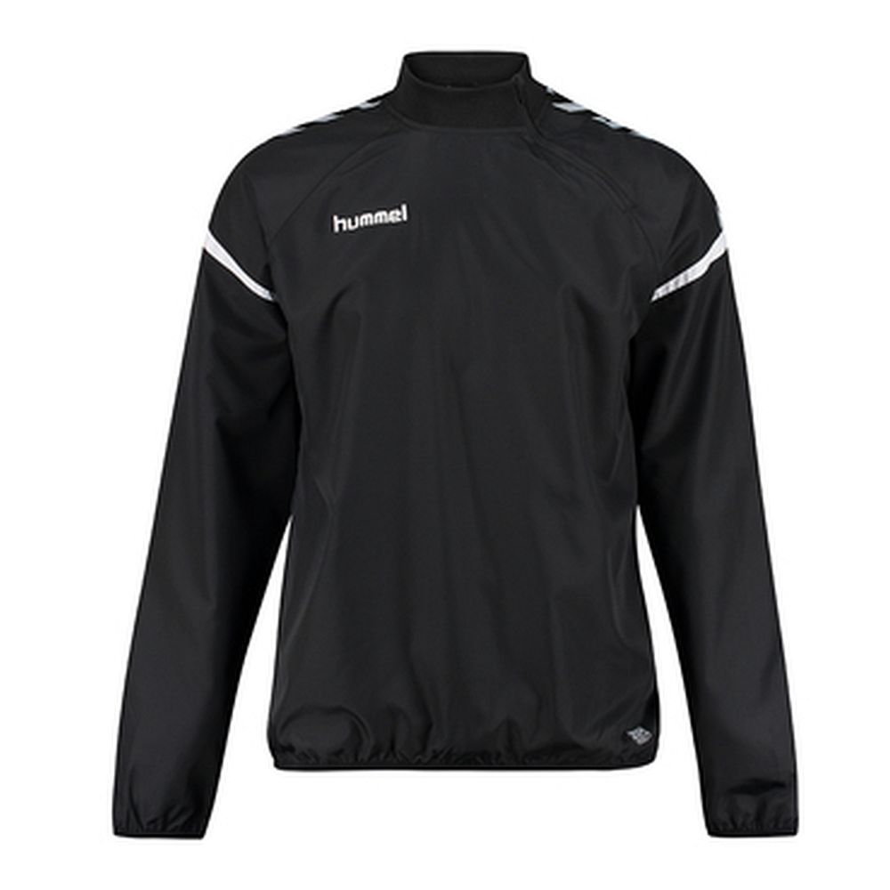 Hummel Auth. Charge Windbreaker - black