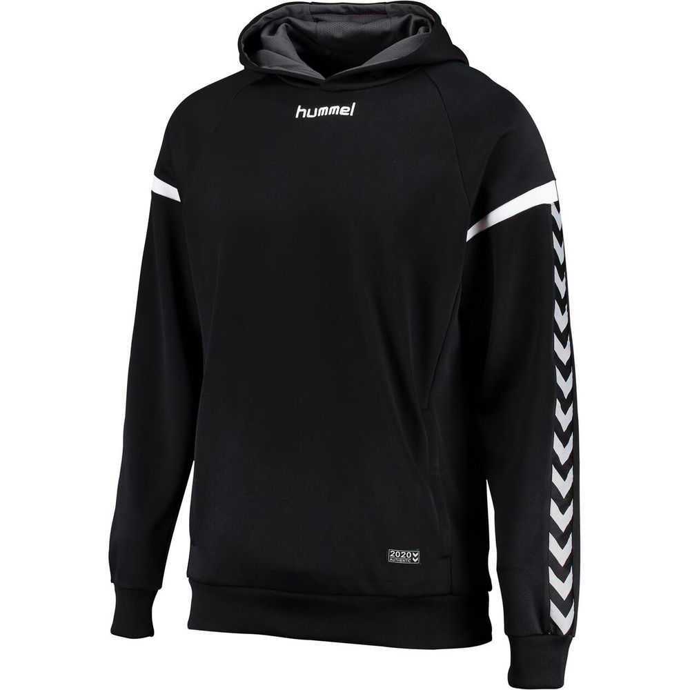 Hummel Auth. Charge Poly Hoodie - black