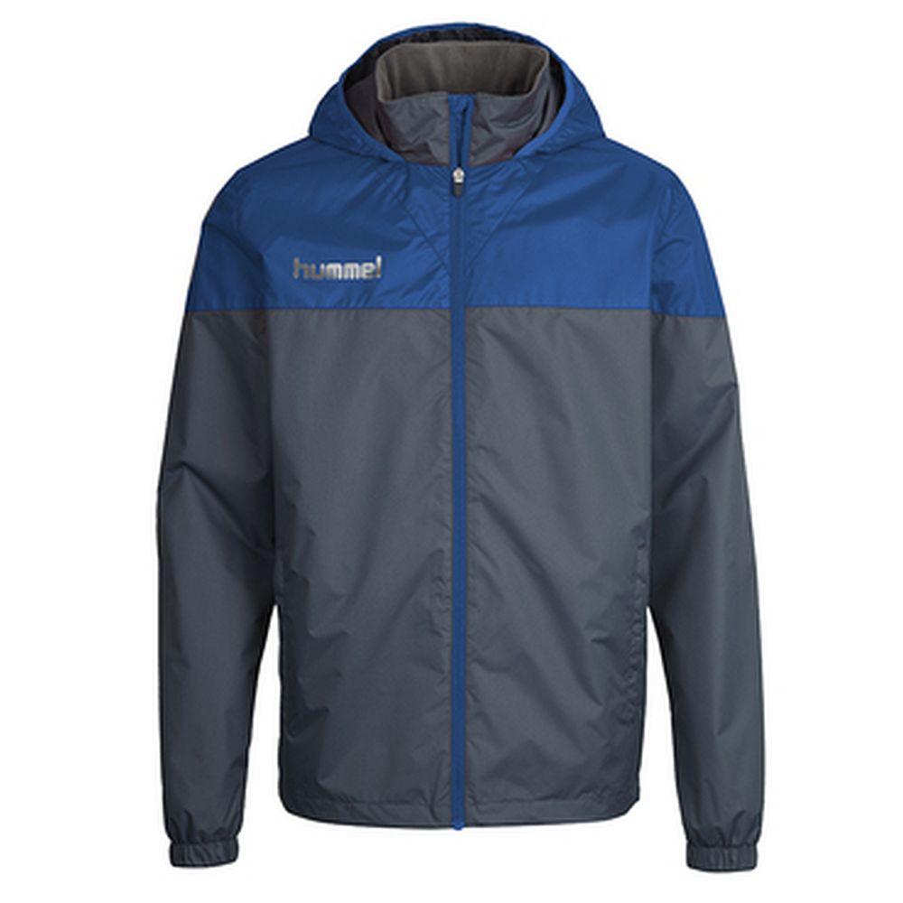 Hummel Sirius All Weather Jacket - dark slate/true blue