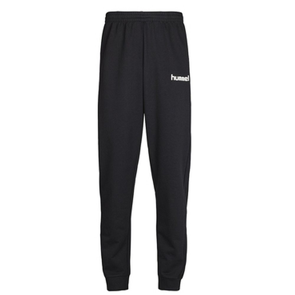 Hummel Core Cotton Pant - black