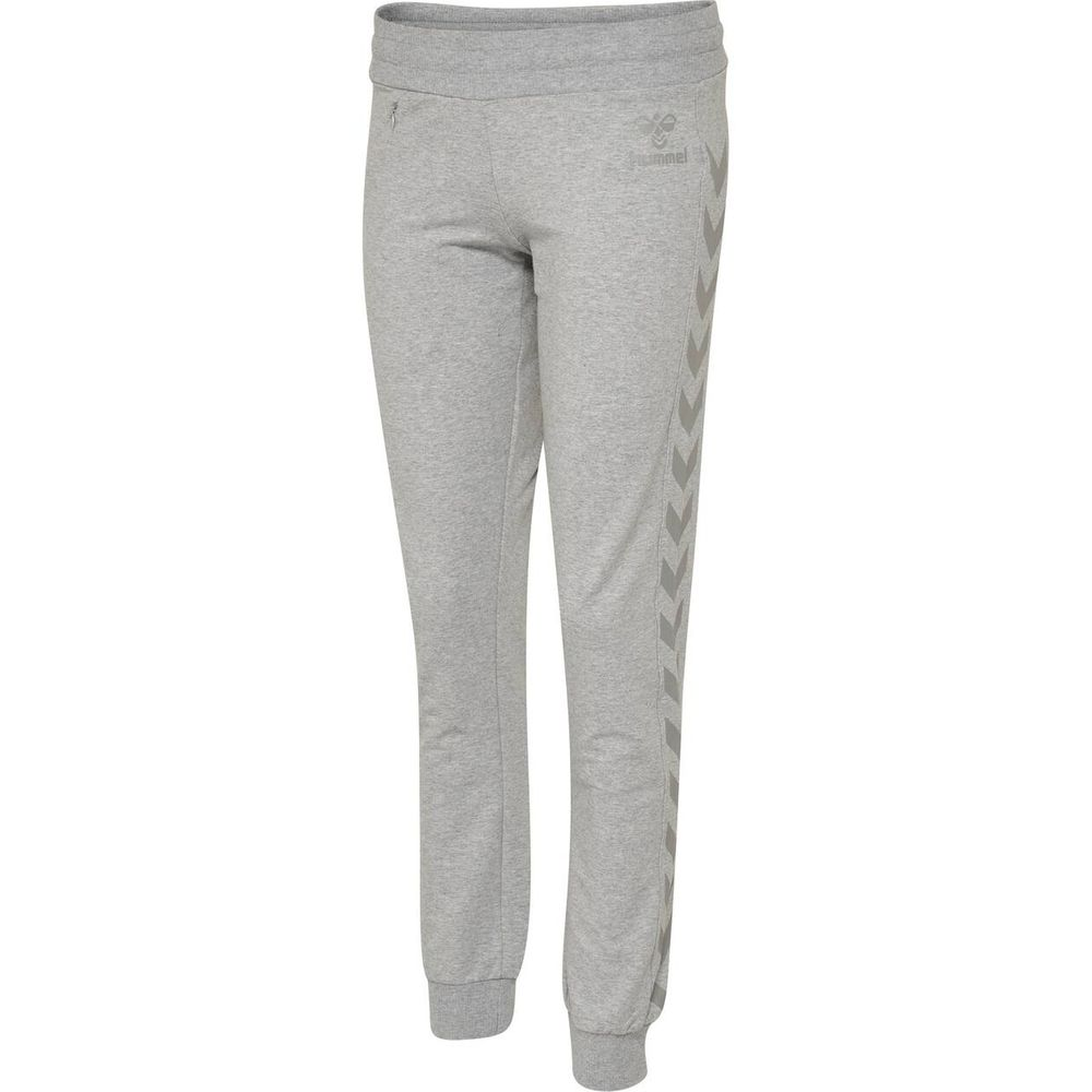 Hummel Classic Bee Womens Tech Pants - grey melange