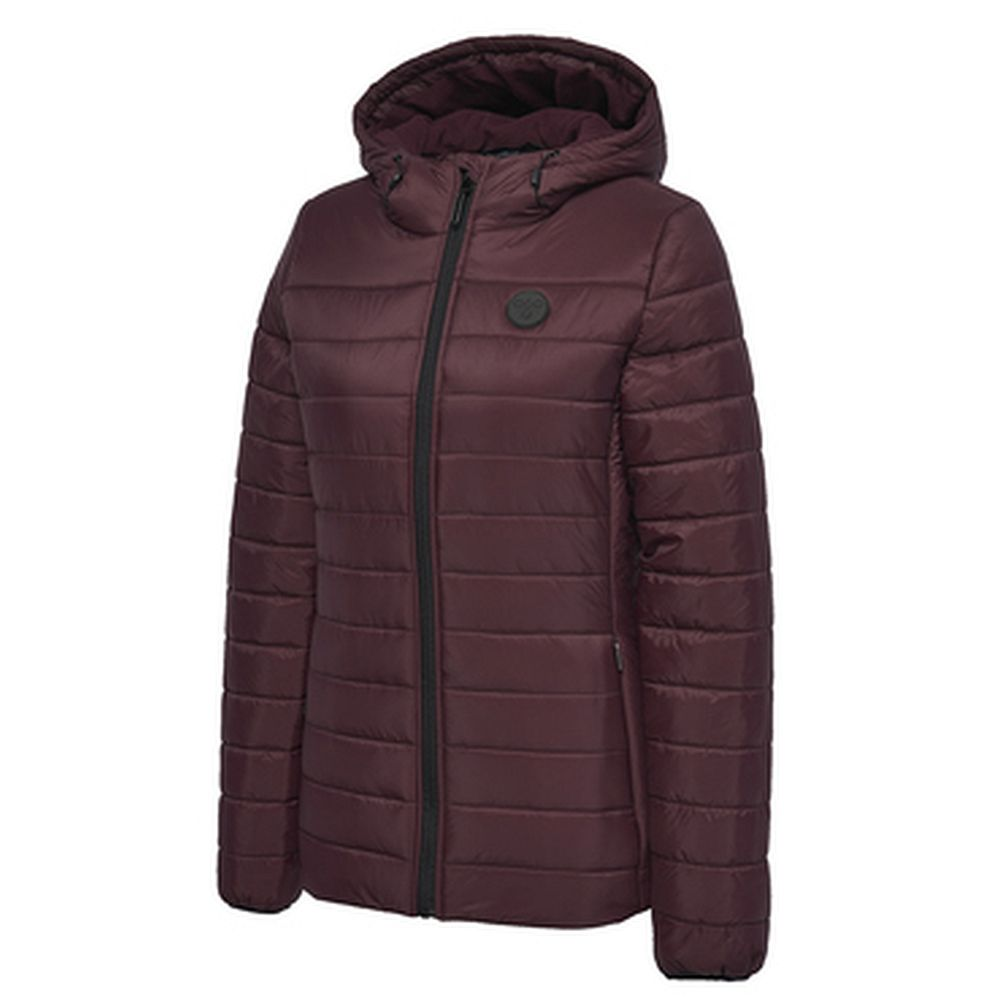 Hummel Hmlheather Jacket - vineyard wine