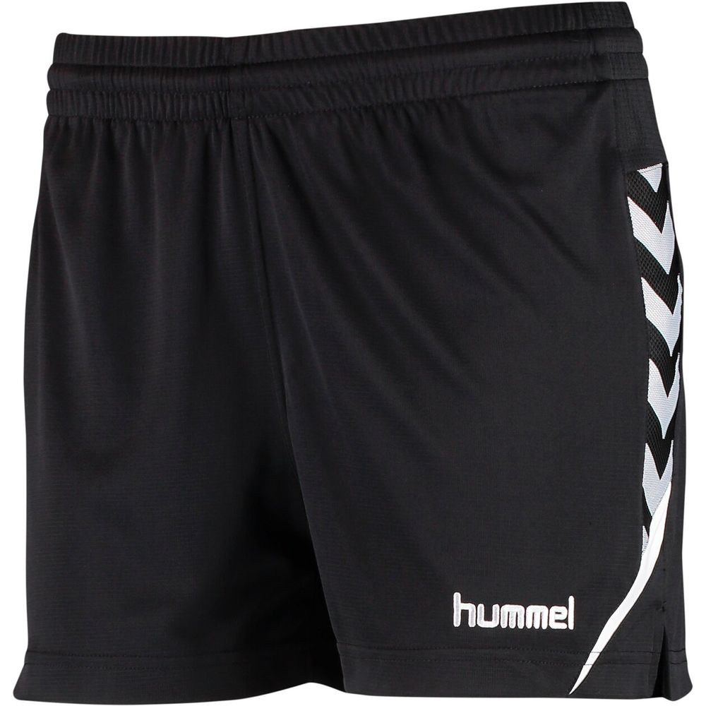 Hummel Auth. Charge Poly Shorts Wo - black