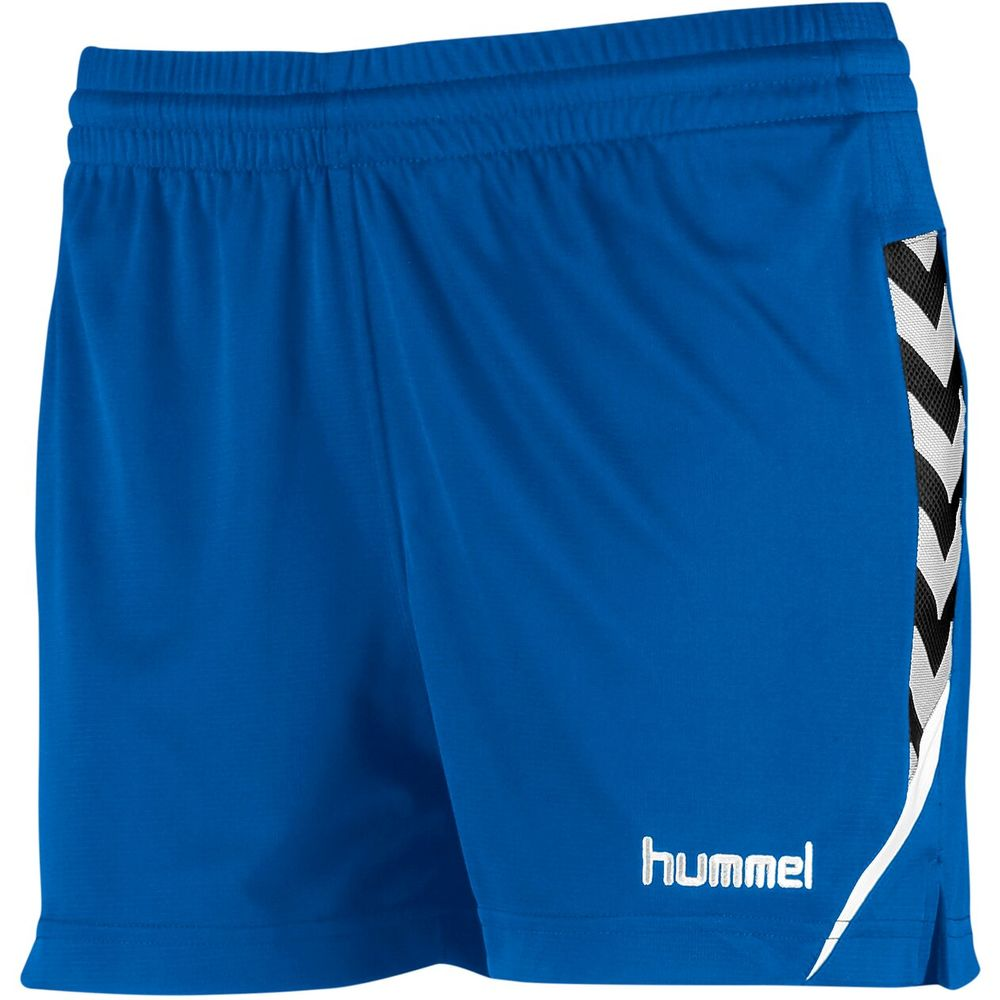Hummel Auth. Charge Poly Shorts Wo - true blue