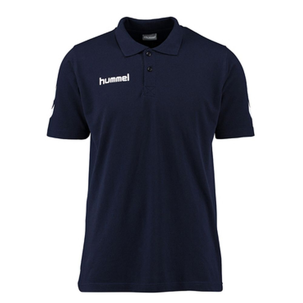 Hummel Core Cotton Polo - marine