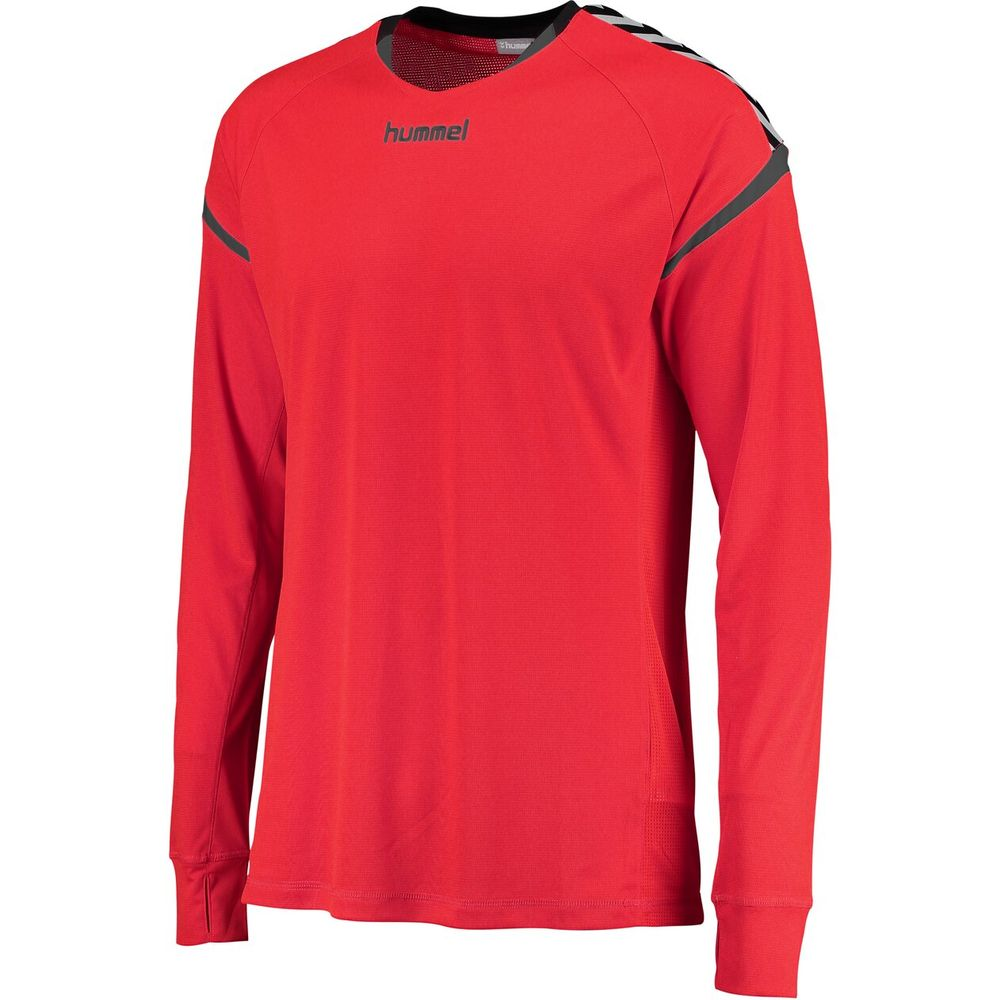Hummel Auth. Charge Ls Poly Jersey - true red