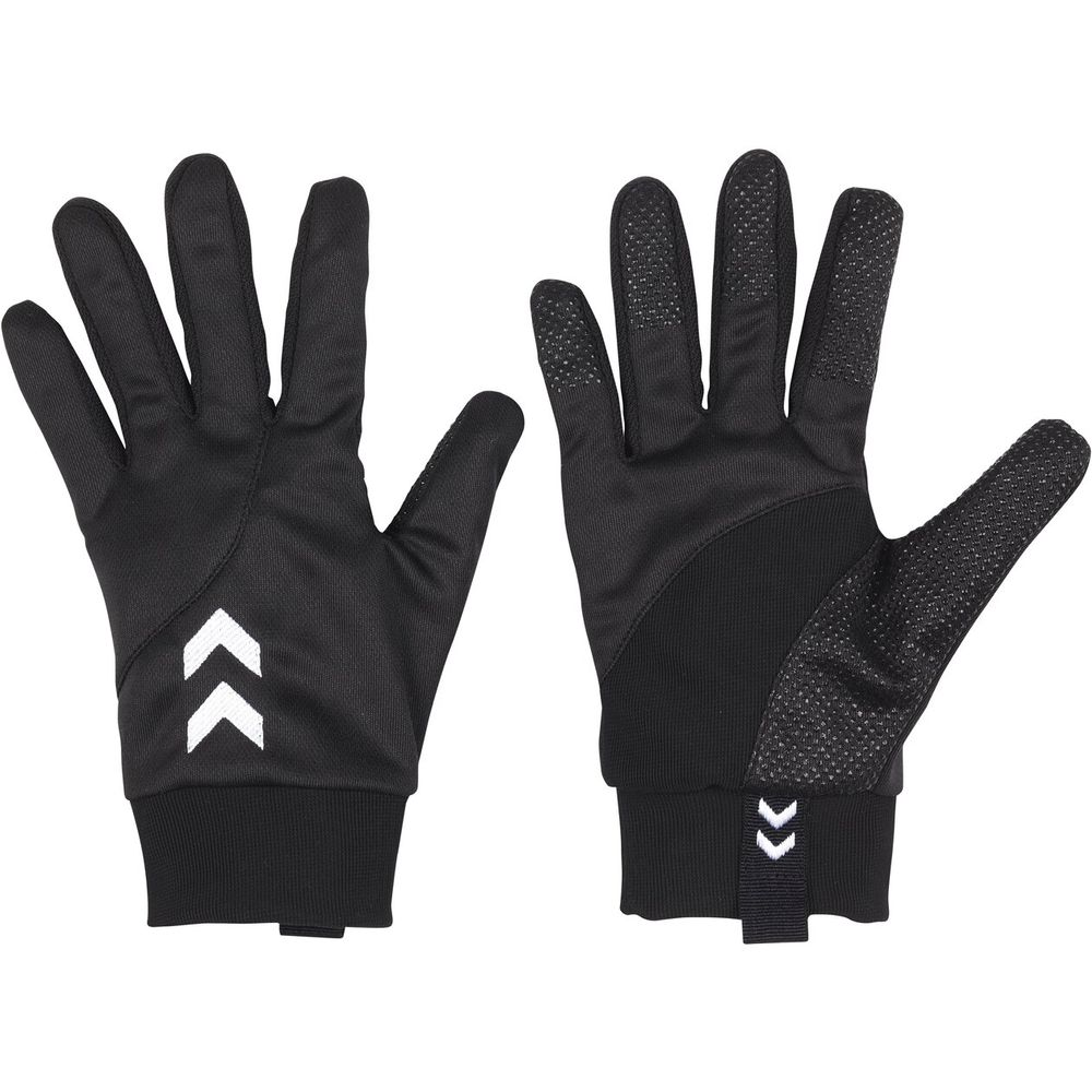 Hummel Light Weight Player Gloves - black