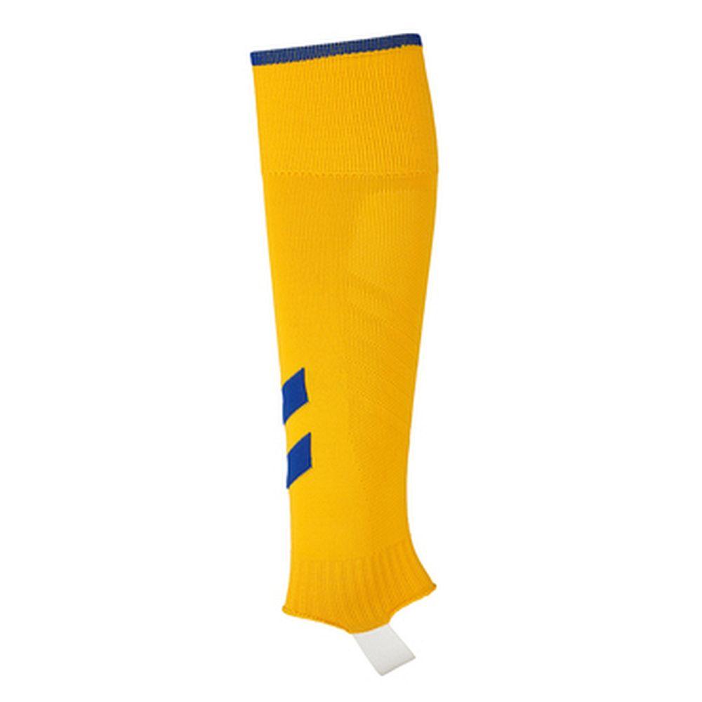 Hummel Fundamental Fb Sock Footless - sports yellow/true blue
