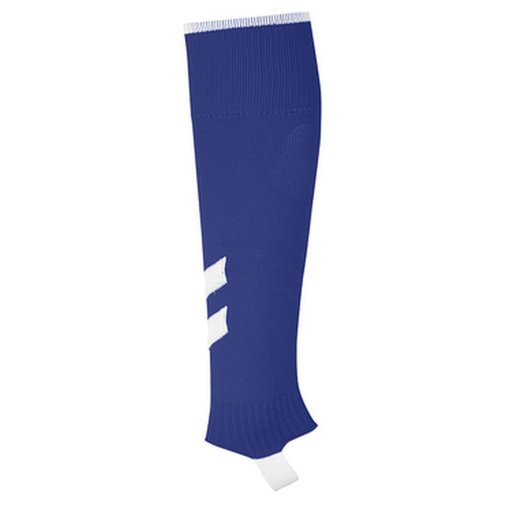 Hummel Fundamental Fb Sock Footless - true blue/white