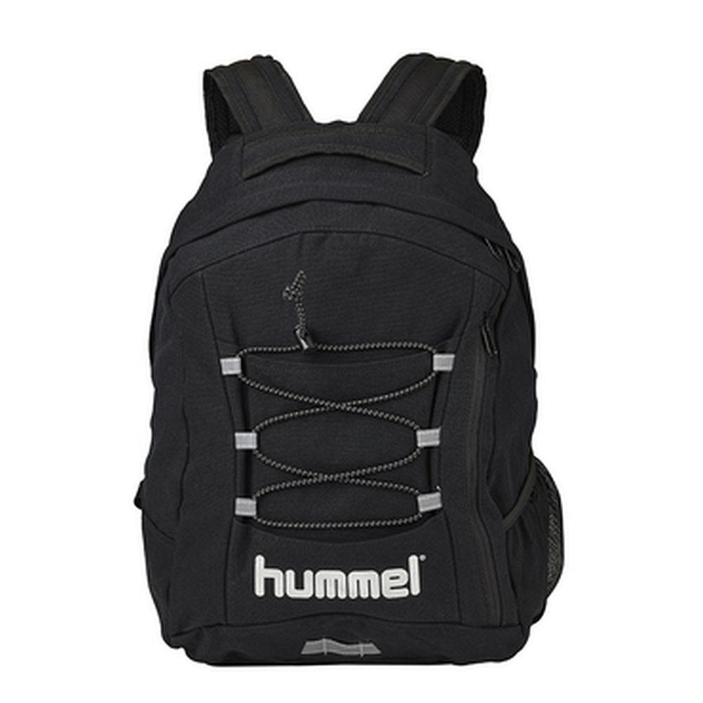 Hummel Tech Back Pack - black/silver