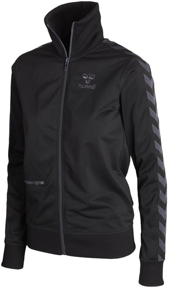 Hummel Classic Bee Womens Zip Jacket - black