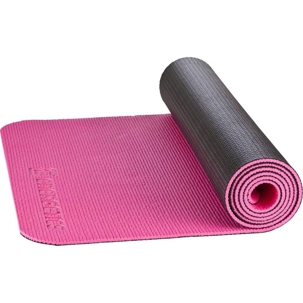 Energetics Yogamatte 2-Farbig 6Mm - pink/black