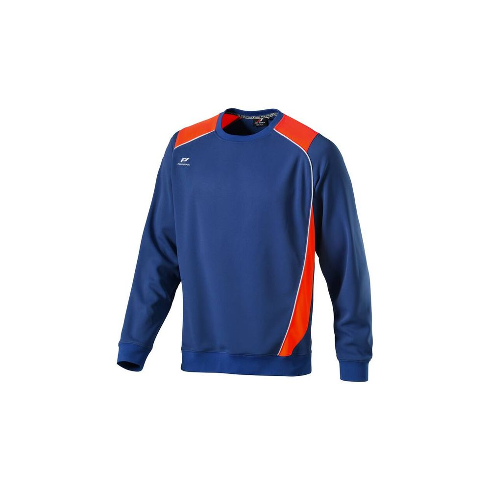 Pro Touch Sweat Silva - blau/orange