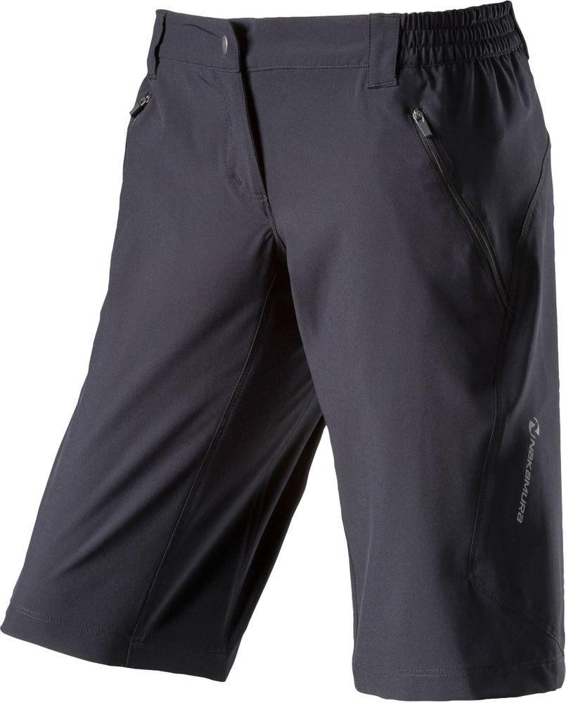 Nakamura D-Shorts Itania - black/black